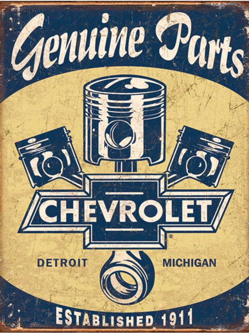 Chevrolet - Genuine parts