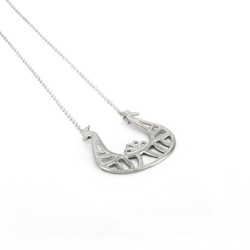 Diadem Necklace | Sterling Silver 925°