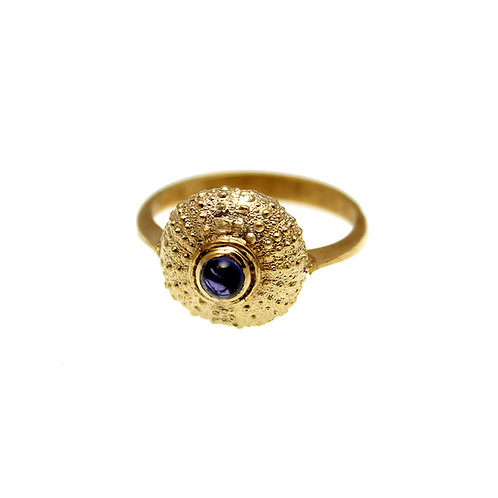 Sea Urchin Ring | Gold K14