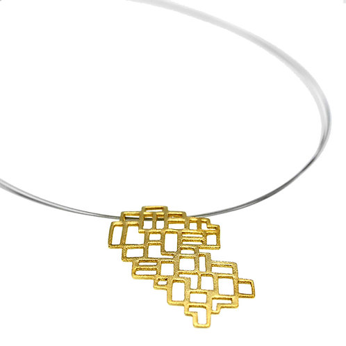 NoPAVE Necklace | Gold K14