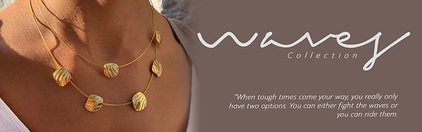 waves collection jewelry