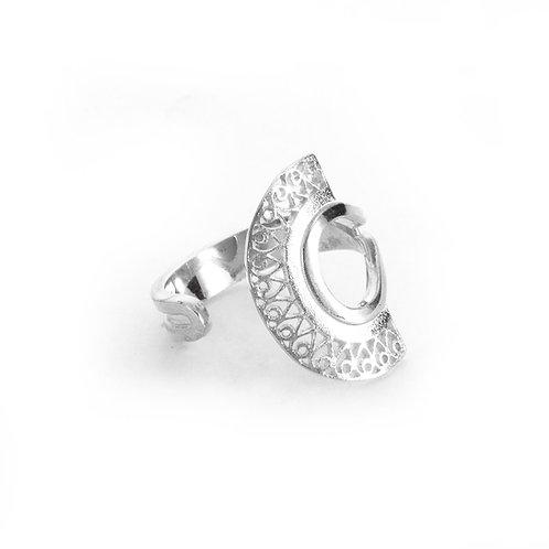 Hera Ring | Sterling Silver 925°