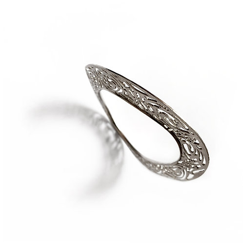 Sliced Bracelet Kentimata | Sterling Silver 925°