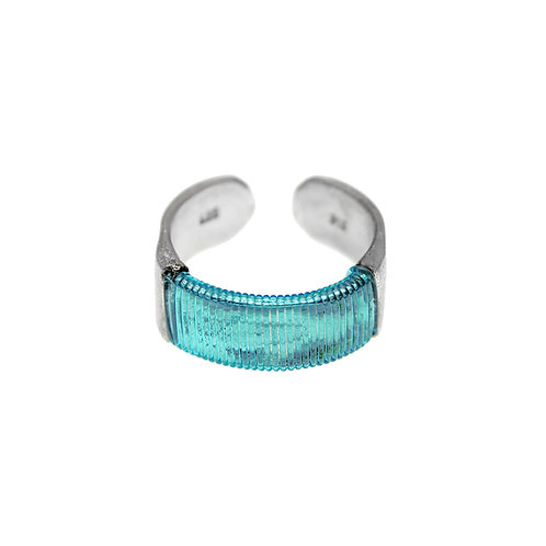 Sea Ring | Solid Silver 925°