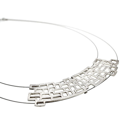 NoPAVE Necklace | Sterling Silver 925°