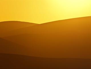 Meccanica da deserto.