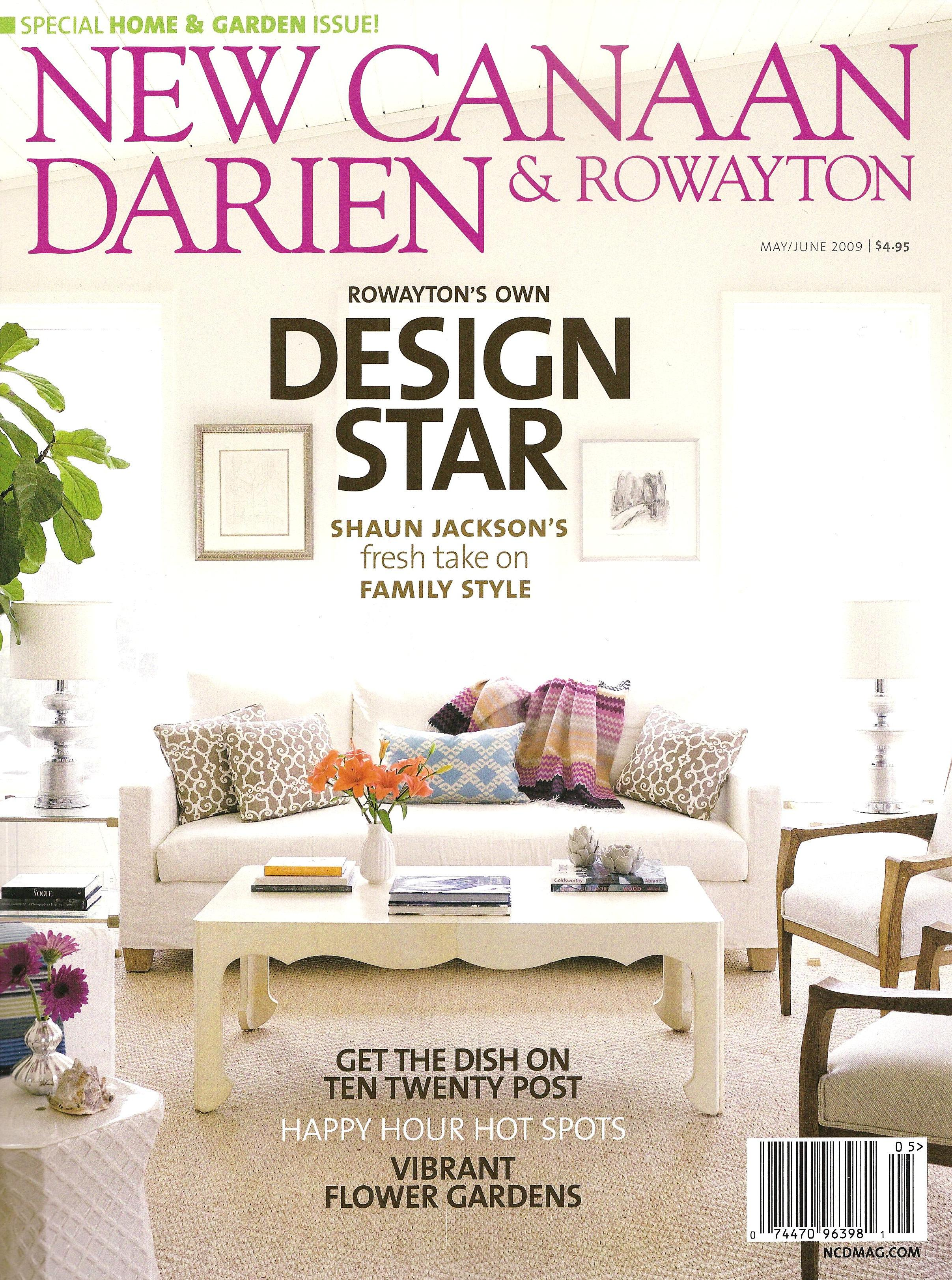 New Canaan Darien Cover PRESS