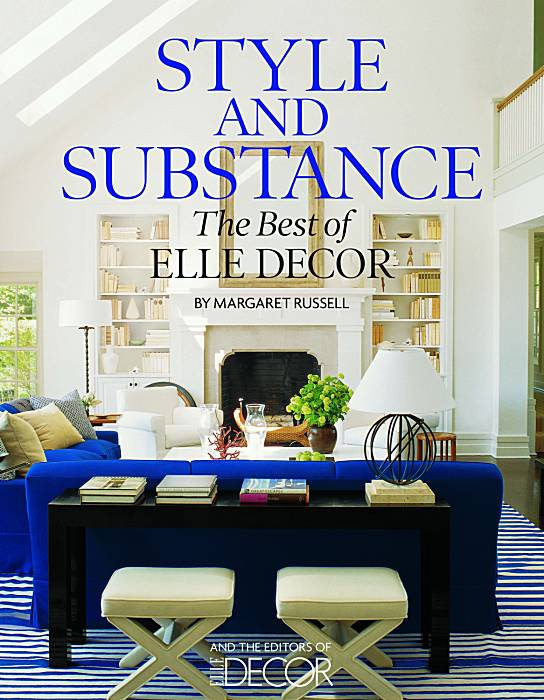 Style and Substance Elle Decor PRESS