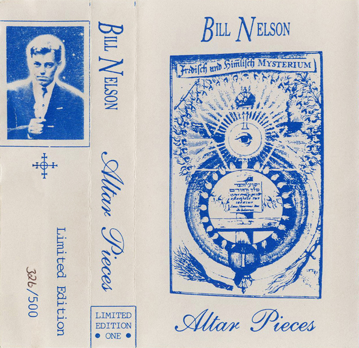 Altar Pieces cassette cover