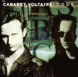 Cabaret Voltaire - Code cover
