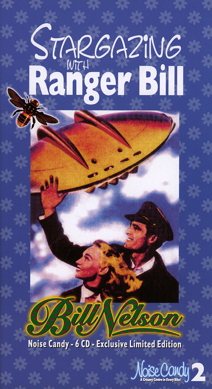 Ranger Bill - Cover