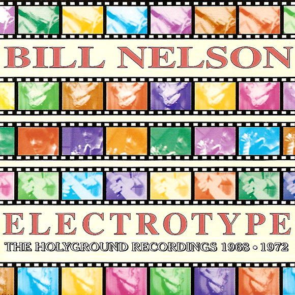 Electrotype cover
