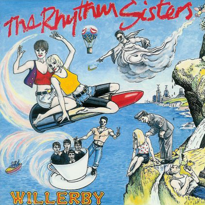 Rhythm Sisters - WIllerby cover