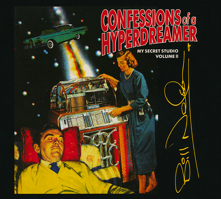 Confessions of a Hyperdreamer cover