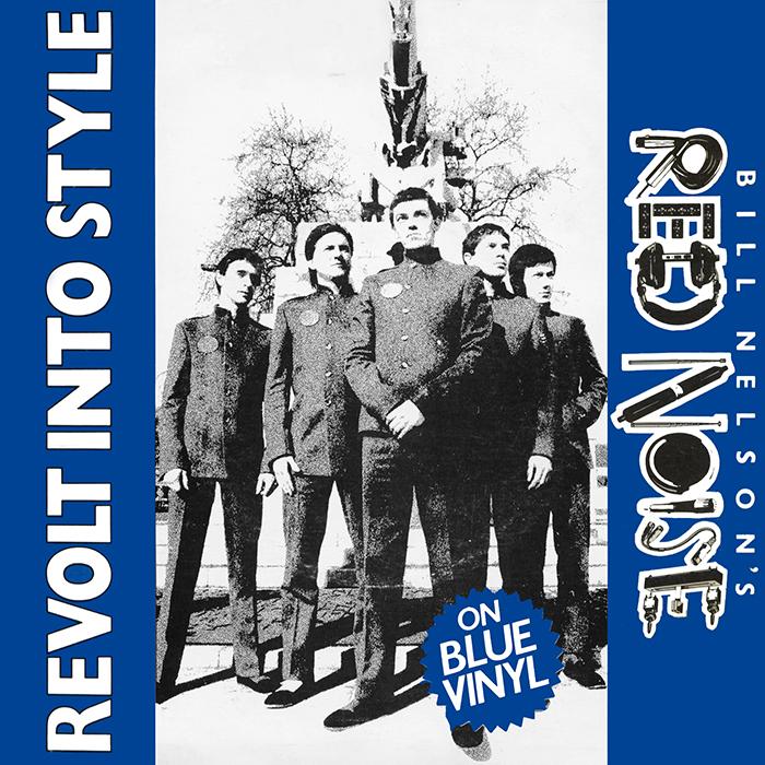 Revolt Into Style cover