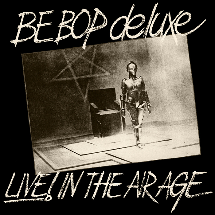 Live! In The Air Age cover