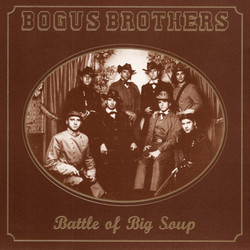 Battle of the Big Soup cover