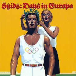Skids - Days in Europa original cover