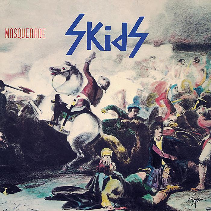 Skids - Masquerade cover