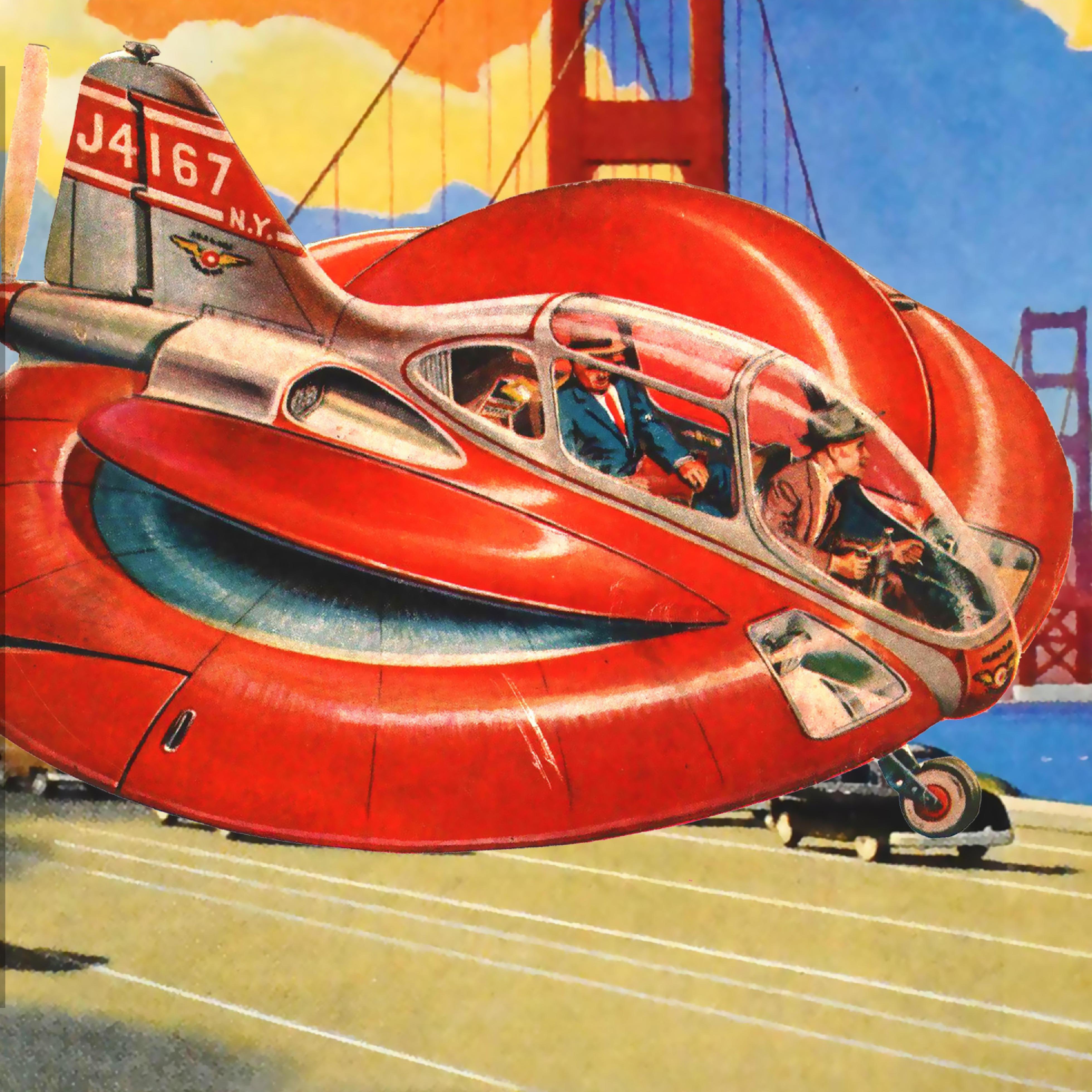 Songs of the Bel-Air Rocketmen page 3