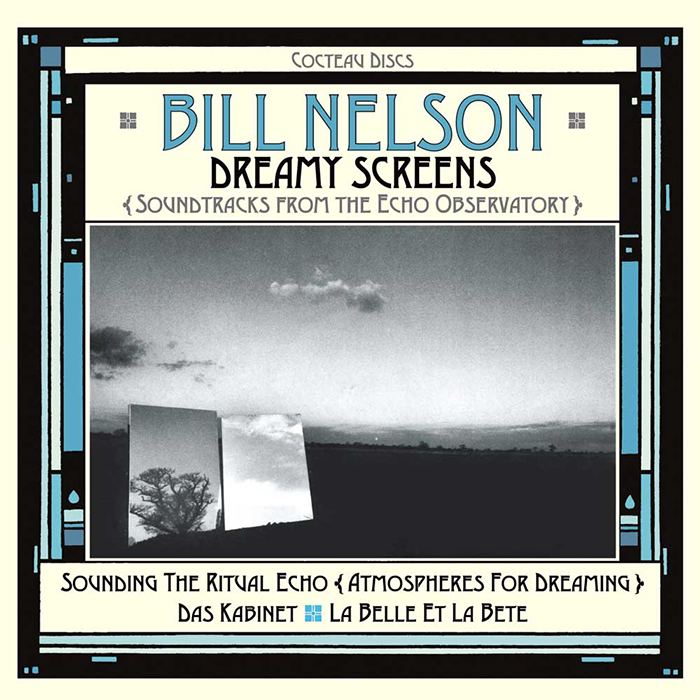 Dreamy Screens - Cover
