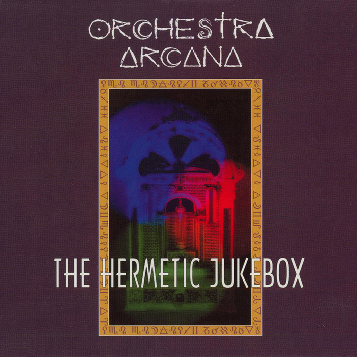 Hermetic Jukebox cover squared