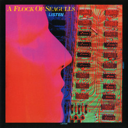 A Flock of Seagulls - Listen cover