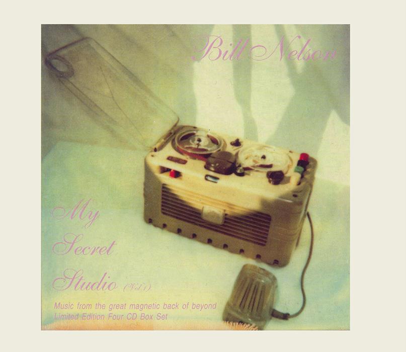 My Secret Studio - Cover