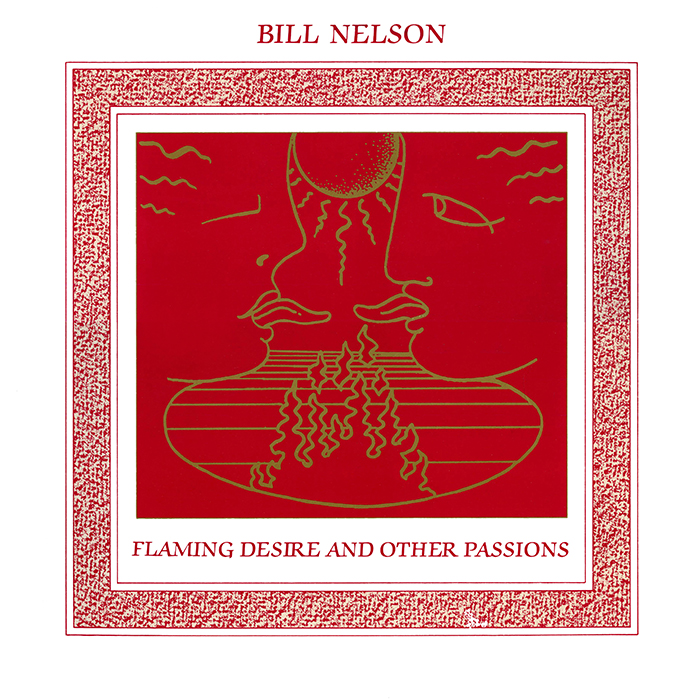Flaming Desire and Other Passions cover