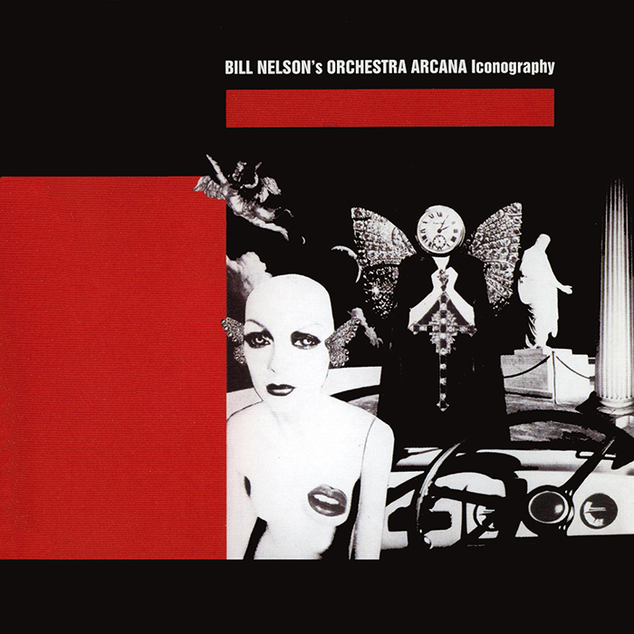 Iconography reissue cover