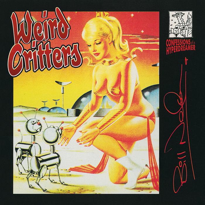 Weird Critters - Cover