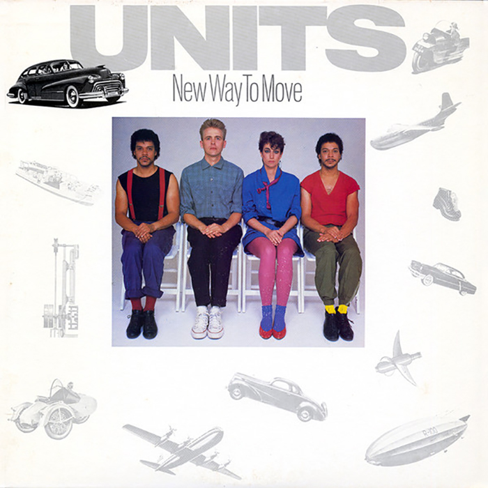 Units - New Way to Move cover