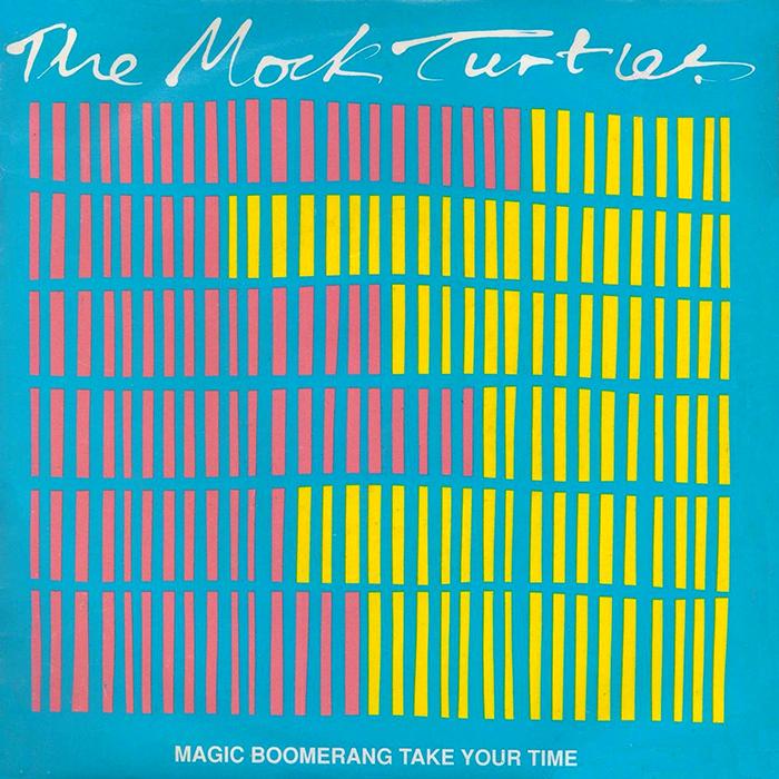 Mock Turtles - Magic Boomerang cover
