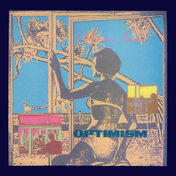 Optimism - Original LP Cover