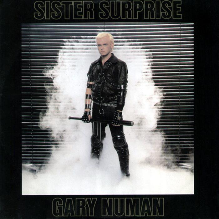 Gary Numan - Sister Surprise cover
