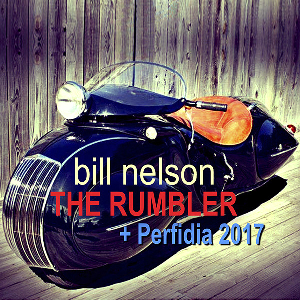 The Rumbler cover