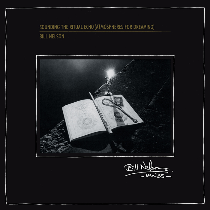 Sounding the Ritual Echo reissue cover