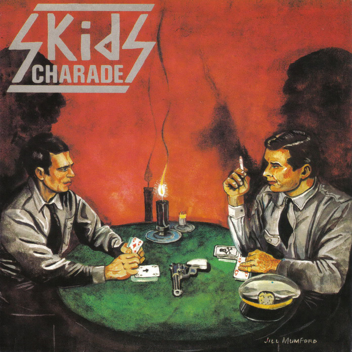 Skids - Charade cover