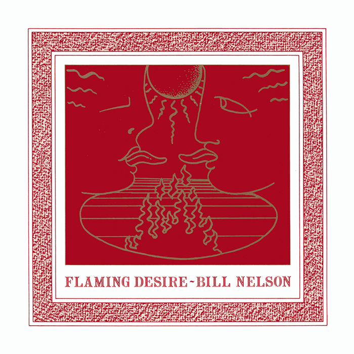 Flaming Desire cover