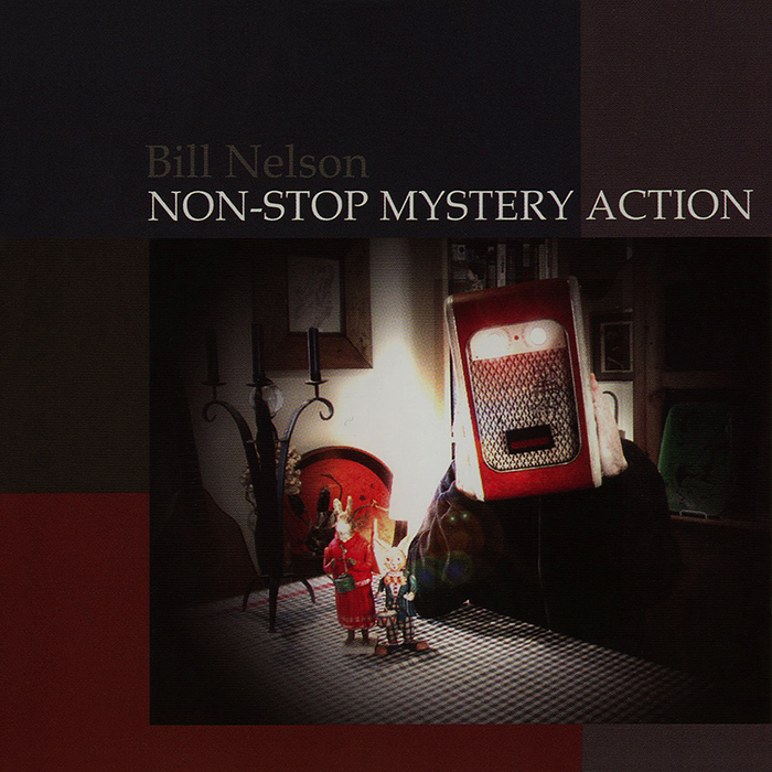 Non-Stop Mystery Action cover