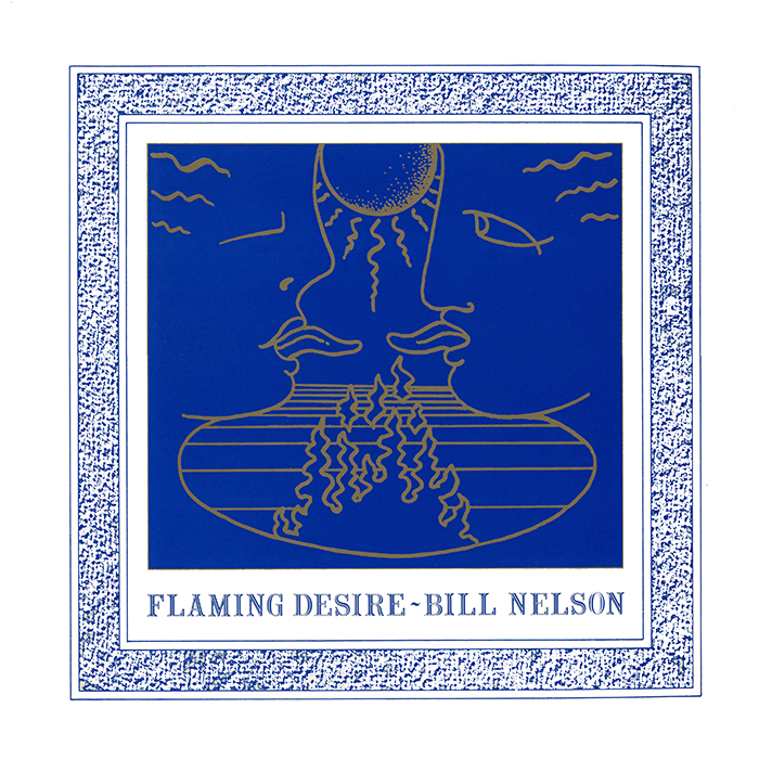 Flaming Desire 12 cover