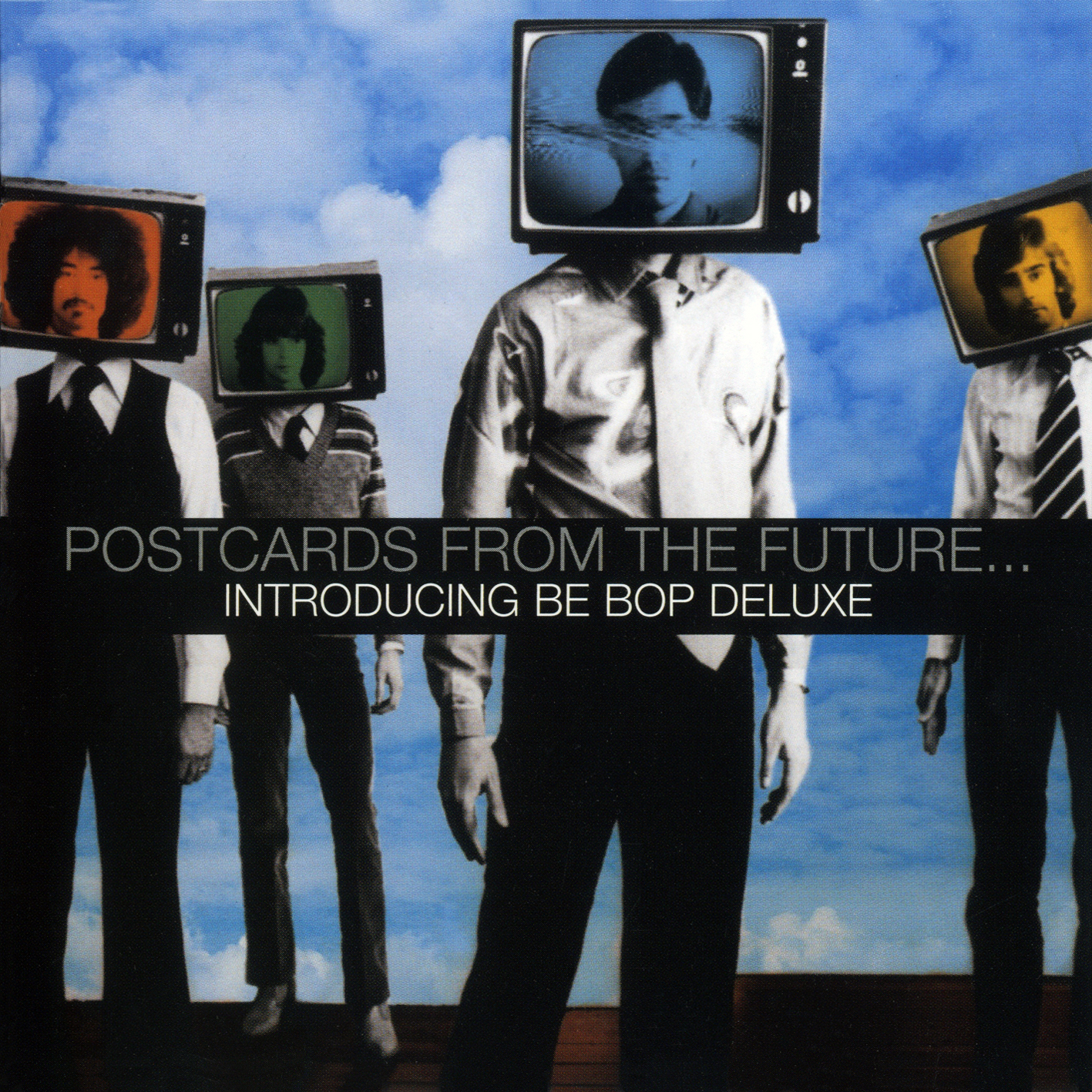 Postcards from the Future cover