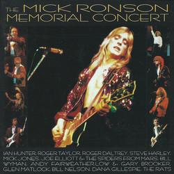 Mick Ronson Memorial Concert cover