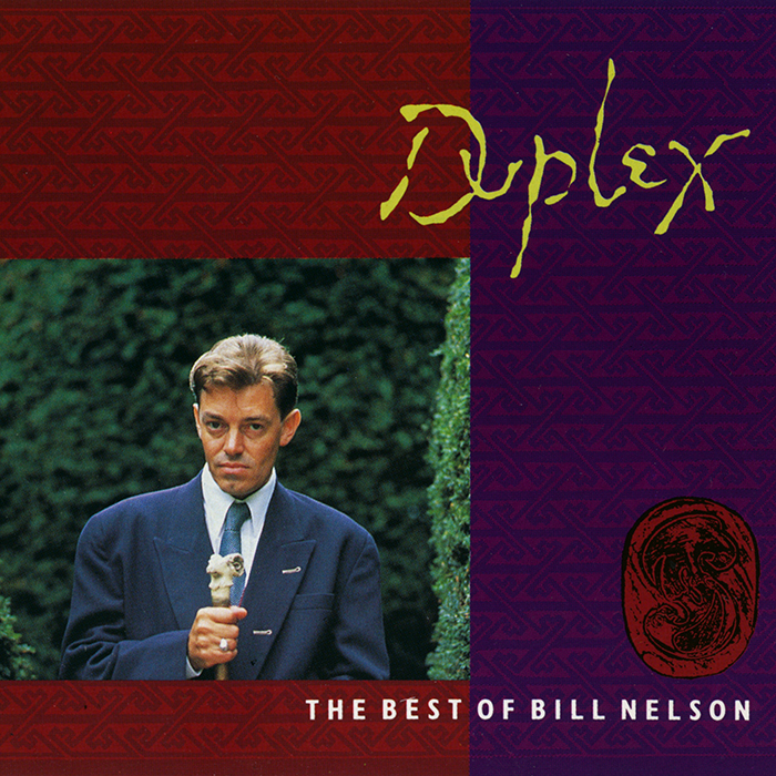 Duplex CD cover