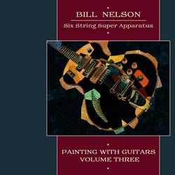 Six String Super Apparatus - Cover