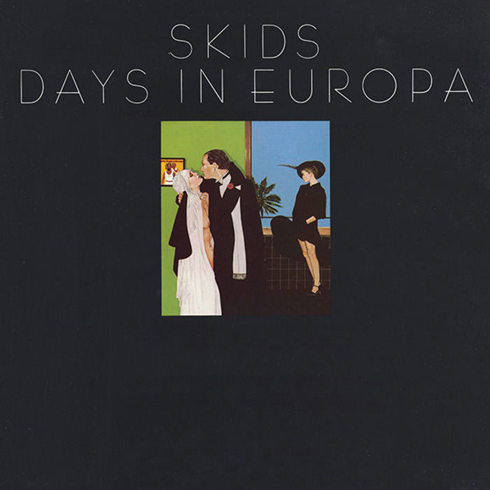 Skids - Days in Europa remix cover