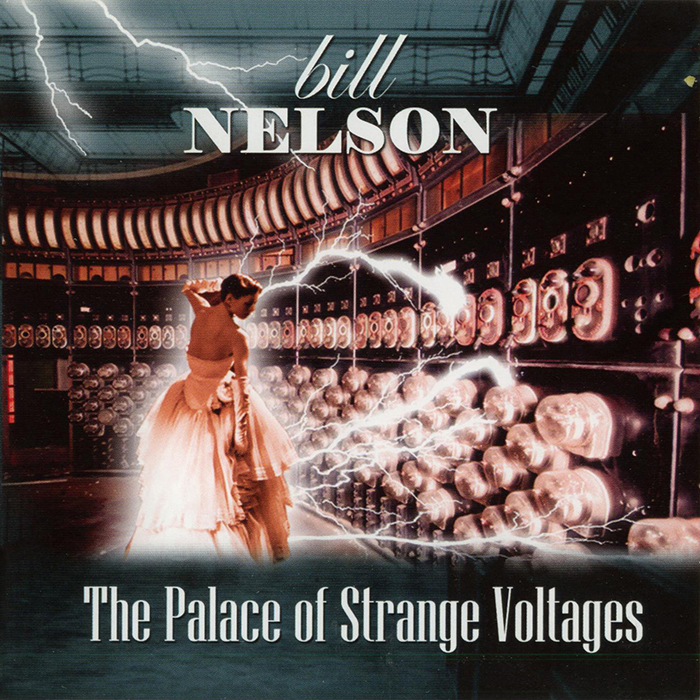 Palace of Strange Voltages cover