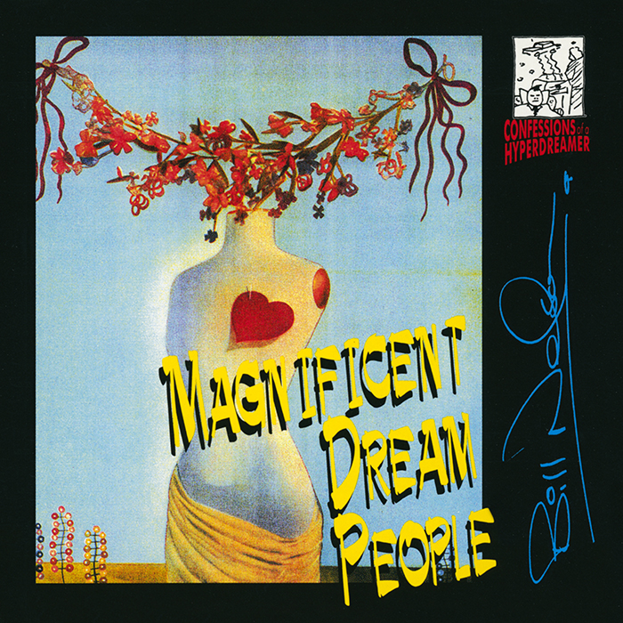 Magnificent Dream People - Cover
