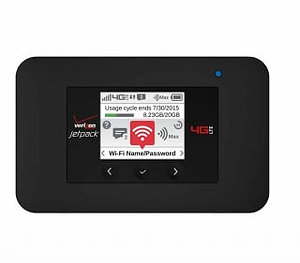 Location Internet Mifi Box