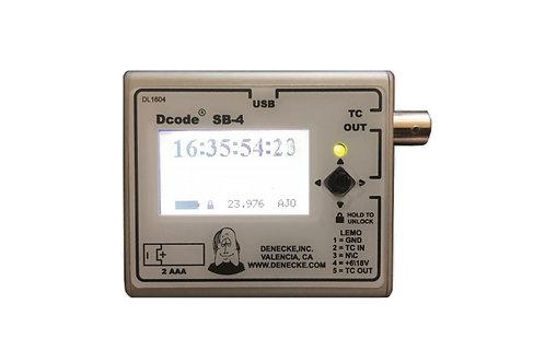 Denecke SB-4 Timecode box